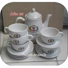 Cofee set promotion. Teapot and Cup set 3