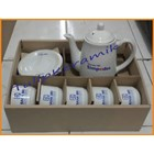 Cofee set promotion. Teapot and Cup set 2