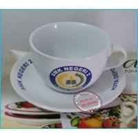 Cangkir dan Tatak Cup Saucer 12 pcs Murah 5