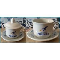 Distributor Cangkir dan Tatak Cup Saucer 12 pcs 3