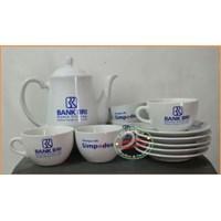 Cangkir Tatak Keramik - Gelas Promosi