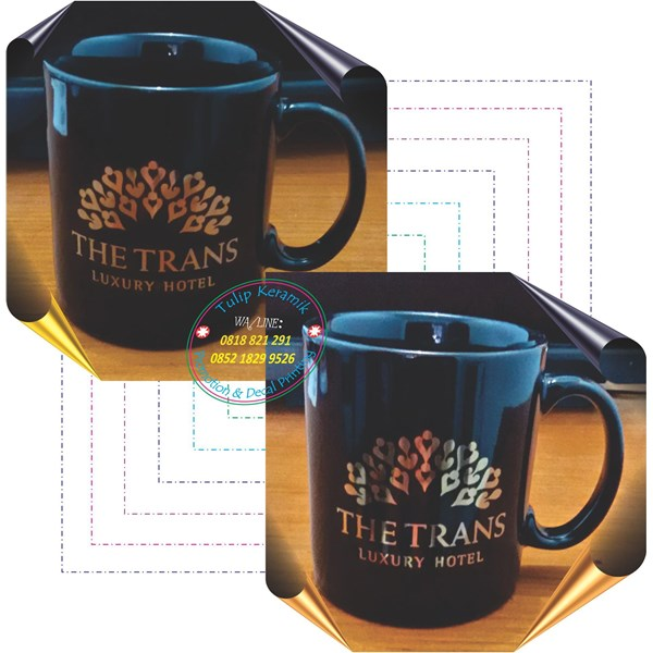 Mug keramik promosi murah