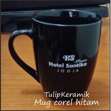 Mug Corel Mug promosi murah