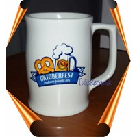Mug Beer 016. Mug gentong besar