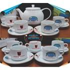 Cangkir mug promosi cofee set promosi 8