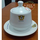 Cangkir mug promosi cofee set promosi 2