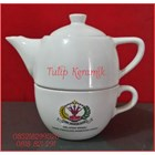 Cangkir mug promosi cofee set promosi 12