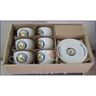 Cangkir mug promosi cofee set promosi 10