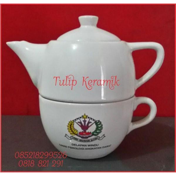Cangkir mug promosi cofee set promosi