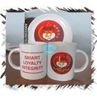 Merchandise piring keramik 2