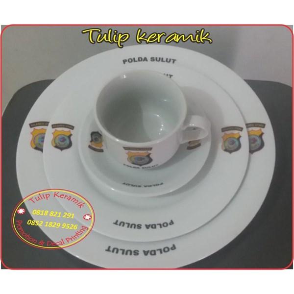 Plates Police Logo