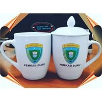 Distributor Mug Corel Hitam - Gelas Promosi 3