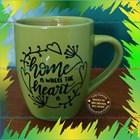 Mug keramik corel warnawarni 2