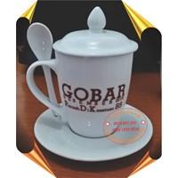 Mug keramik corel warnawarni Murah 5