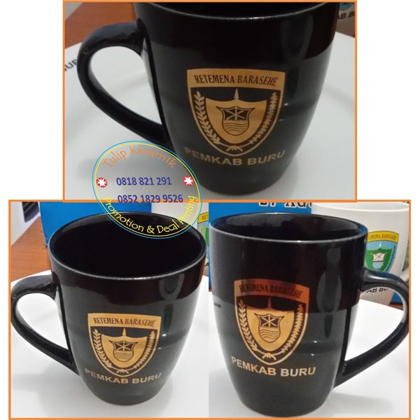 Mug korel hitam