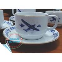 Piring Merchandise KLM Line Murah 5