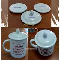 Jual Mug Spoon - Gelas Promosi 2