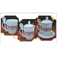 Mug Spoon - Gelas Promosi Murah 5