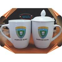 Beli Mug Spoon - Gelas Promosi 4