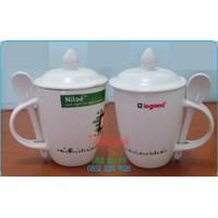 Jual Mug Spoon - Gelas Promosi