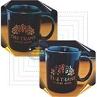 Mug Keramik Promosi Hitam 7