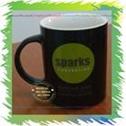 Mug Keramik Promosi Hitam 3