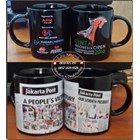 Promotional Ceramic Mug Black 9