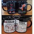 Mug Keramik Promosi Hitam 9