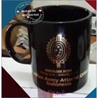 Mug Keramik Promosi Hitam 11