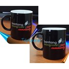 Promotional Ceramic Mug Black 1
