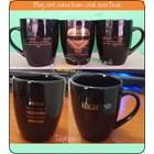 Mug Keramik Promosi Hitam 12