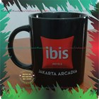 Promotional Ceramic Mug Black 2