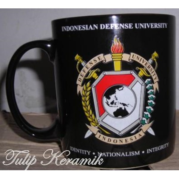 Promotional Ceramic Mug Black