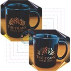Ceramic Black Mug 12