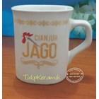 Ceramic Black Mug 9