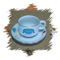 Jual Mug donat mug promosi 2