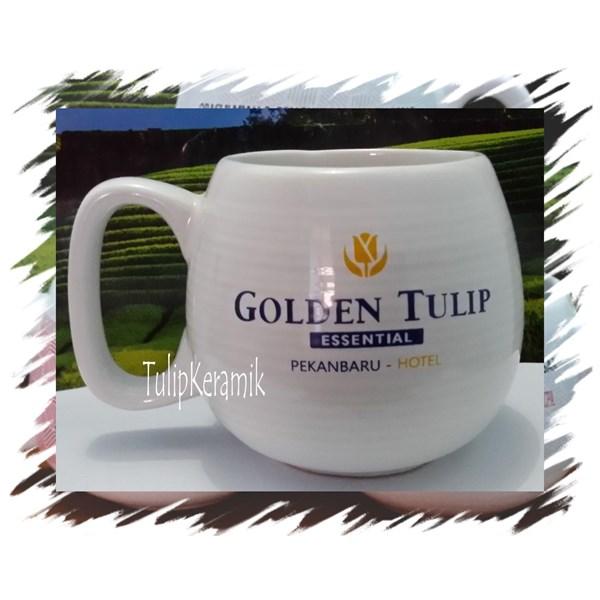 Mug donat mug promosi