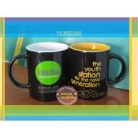 Jual Souvenir mug warna 2