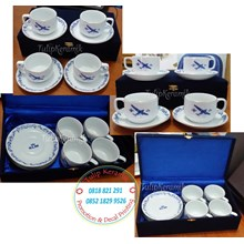 Espresso Cups And Plates Tatak