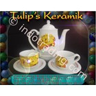 Coffee Set keramik 5