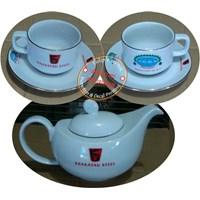 Jual Cofee Set keramik