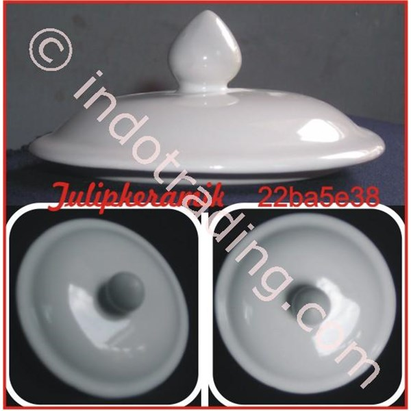 Tutup Mug keramik
