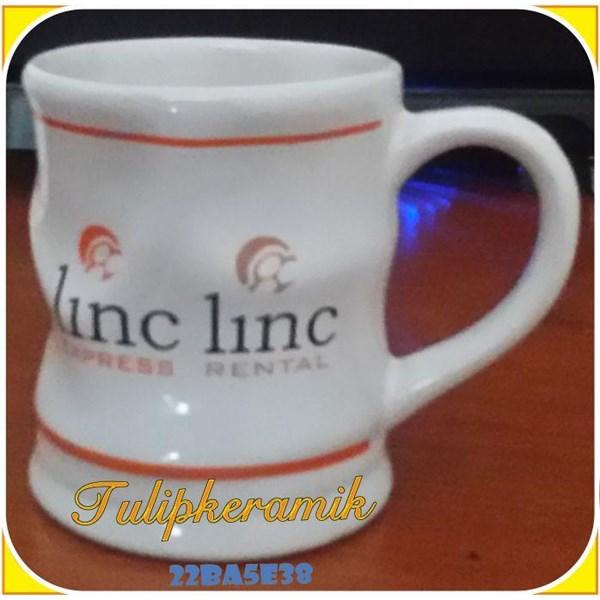Mug White Olala