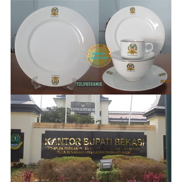 Cangkir Tatak Logo