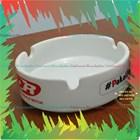 Asbak keramik logo 3