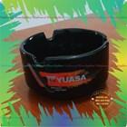 Asbak keramik warna 2