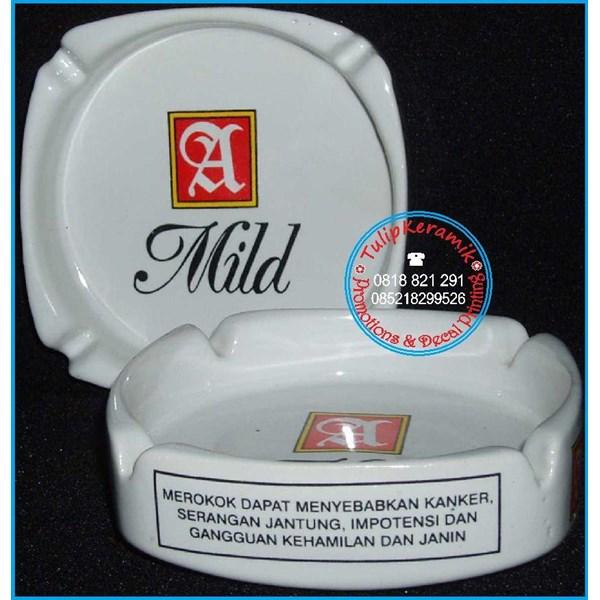 Asbak Rokok Keramik