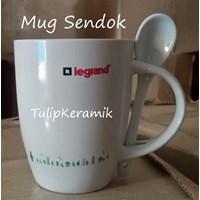 Jual Sendok dan Mug Promosi