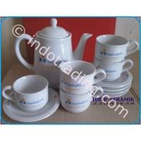 Coffee Set atau Tea Set