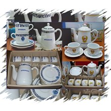 Coffee Set atau Tea Set